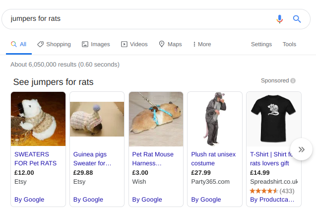 "Google Search ""jumpers for rats"""