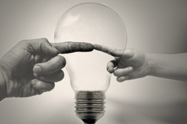 Lightbulb moment - book your free video consultation